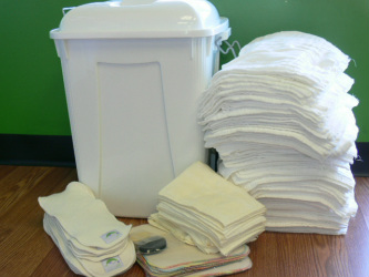 Ottawa Cloth Diaper Service Package